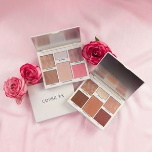 💐Cover FX perfector face palette💐